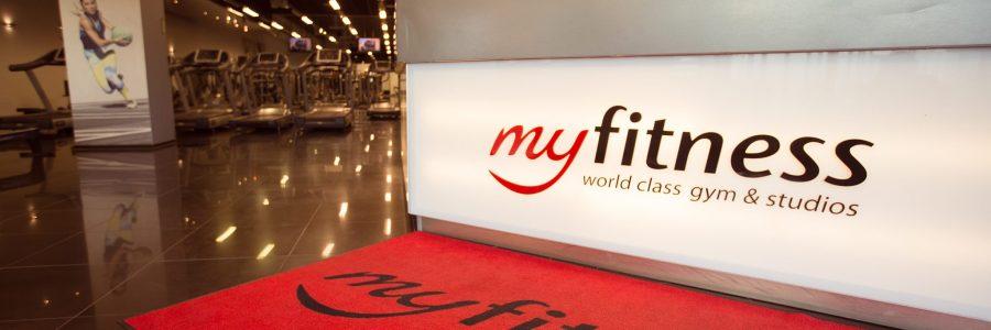 Sporta klubs MyFitness pasniegs dāvanas Nakts Peldējuma dalībniekiem