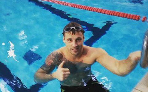 Mairis Briedis peldēt iemācījies, lai kļūtu spēcīgāks ringā