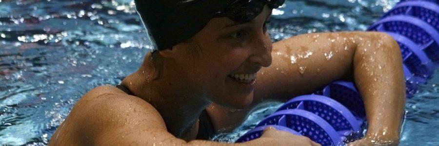 Īpašā viešņa – olimpiskā medaļniece Kim Vandenberg